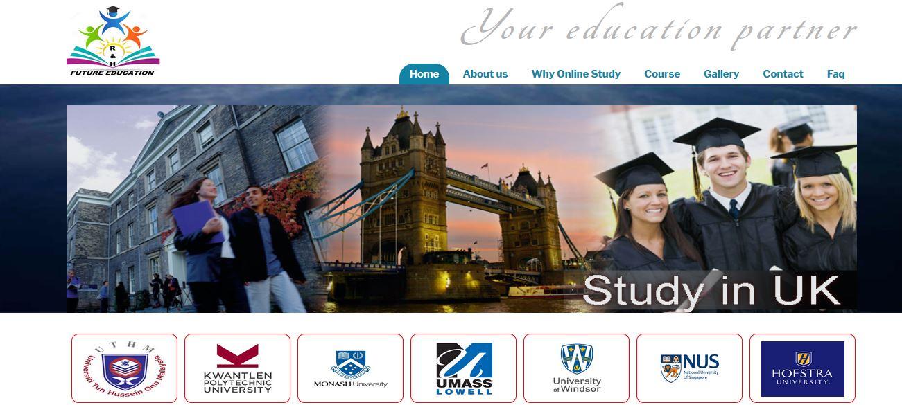 R&H Future Education