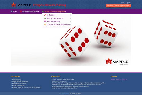 Security Module (HR-Software)
